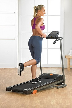 V-Fit Electric Treadmill