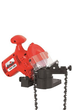 Grizzly - 220W Electric Chainsaw Chain Sharpener