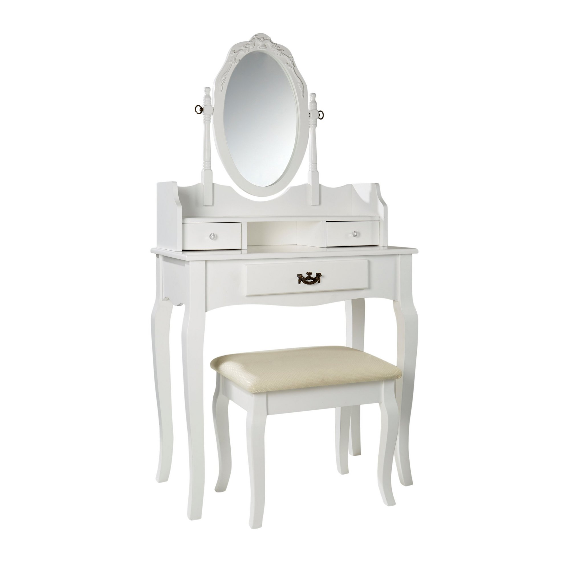 Image of Deluxe Dresser and Stool