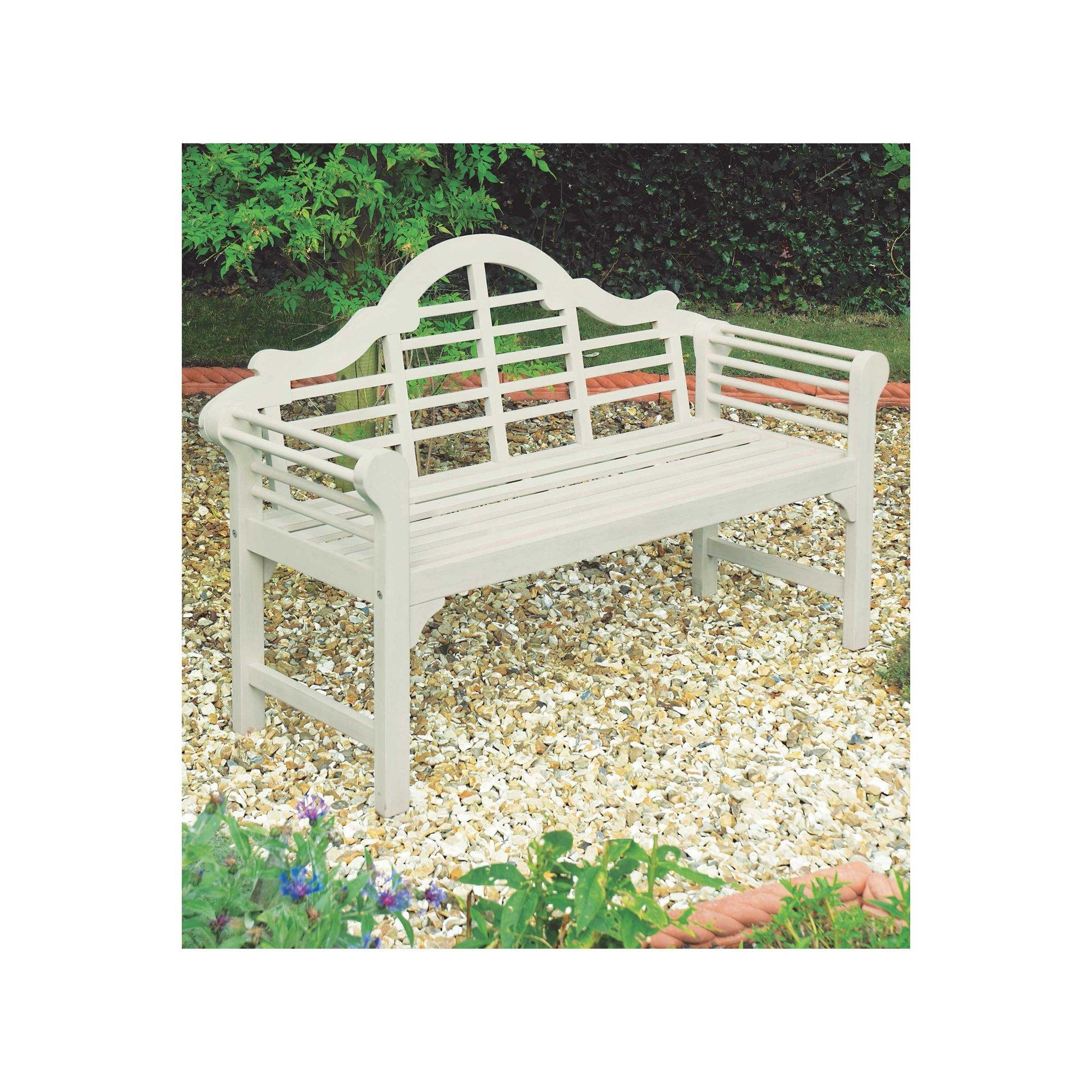 Image of Greenhurst Lutyens Style Bench