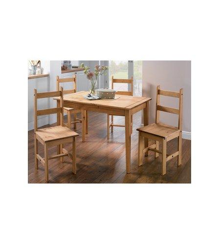 Solid Pine Dining Set Studio