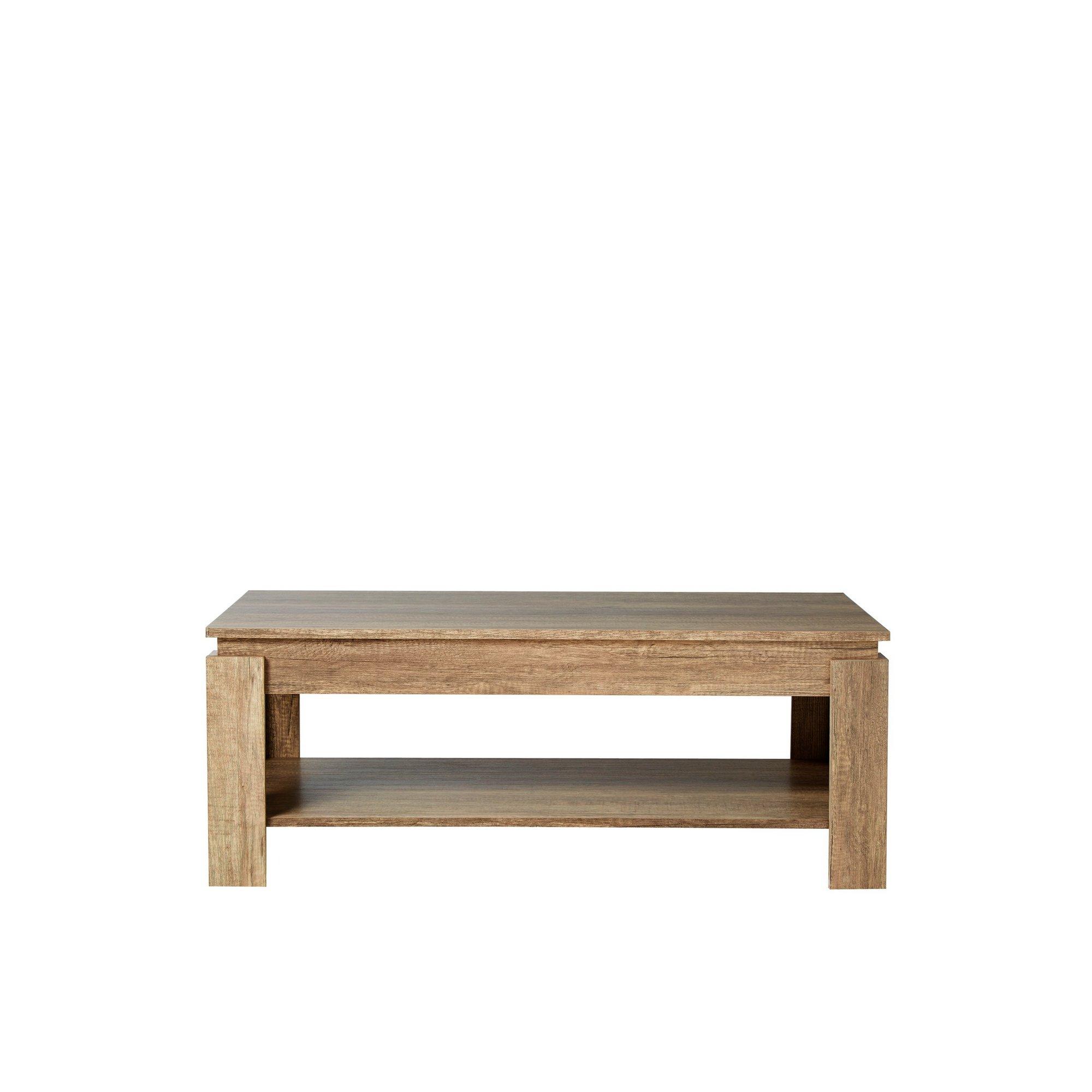 Image of Canyon Oak Coffee Table