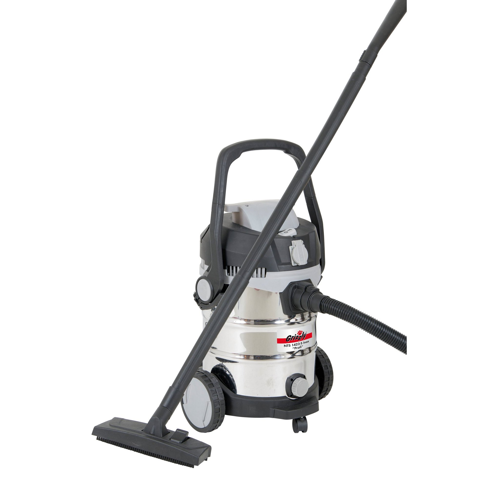 Image of Grizzly Wet and Dry Vacuum Cleaner
