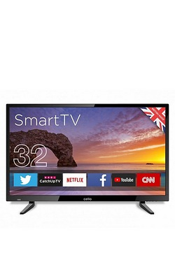 "Cello 32"" Android Smart LED TV"