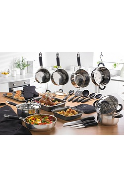 Tower 22-Piece Kitchen Set