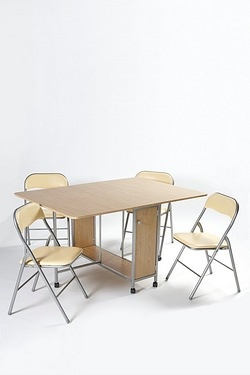 Extendable Dining Set