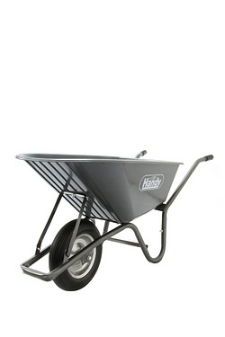 The Handy 90 Litre Poly Wheelbarrow