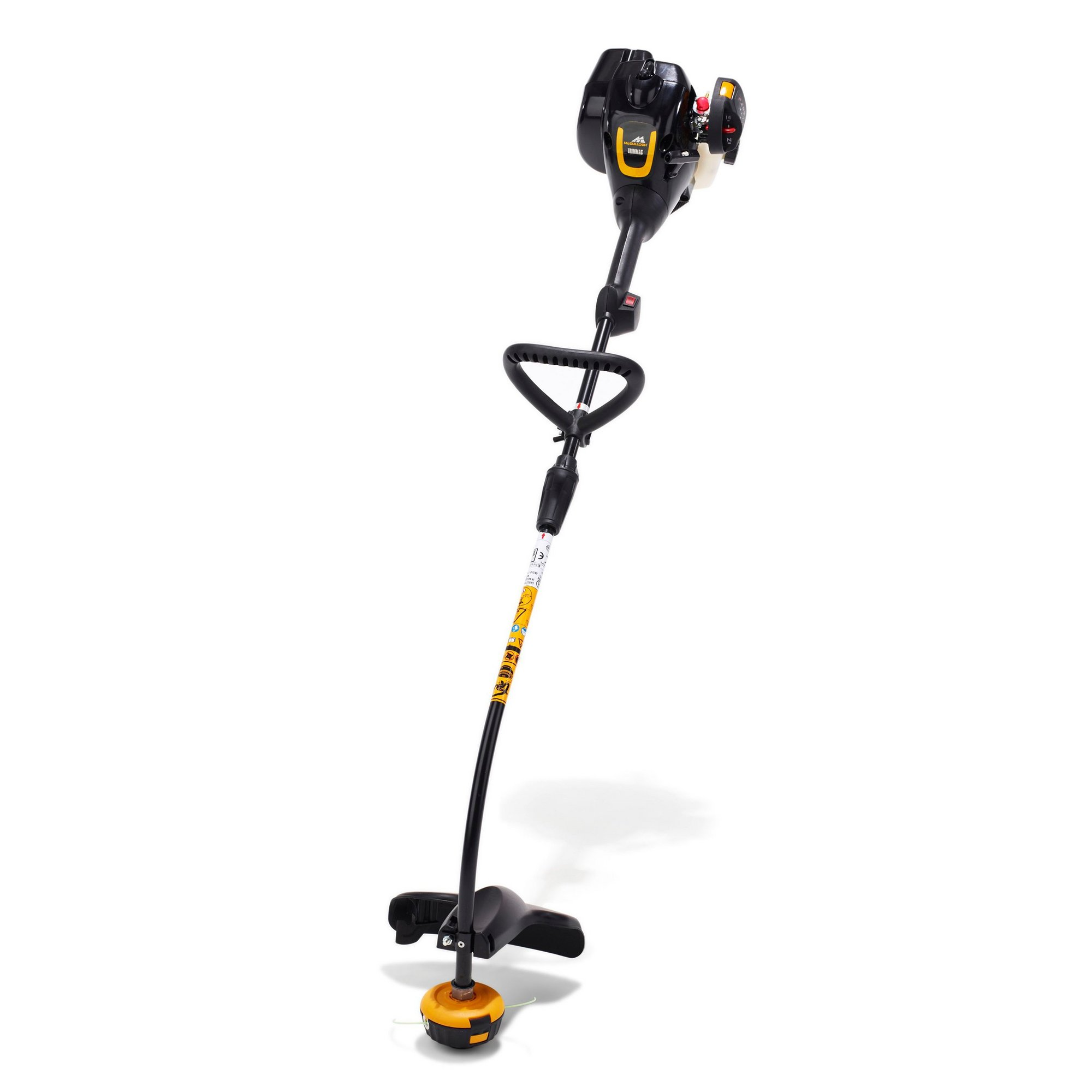 Image of McCulloch Trimmac Petrol Grass Trimmer