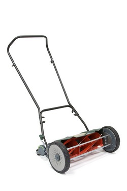 Webb Contact Free Sidewheel Hand Push Mower