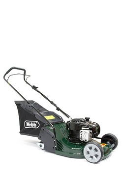 Webb RR17P Rear Roller Push ABS Deck Petrol Rotary Mower