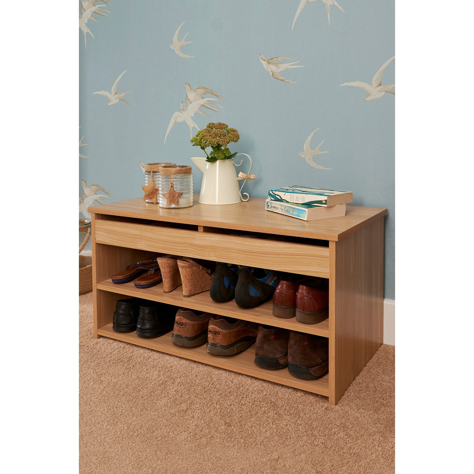 Image of Budget Shoe Cabinet