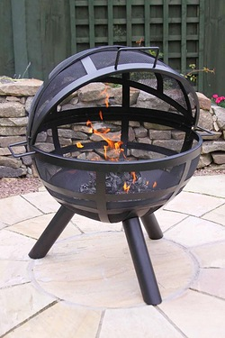 Gardeco Ison Ball Fire Pit