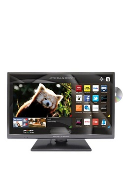 "Mitchell Brown 32"" Smart TV DVD Combi"
