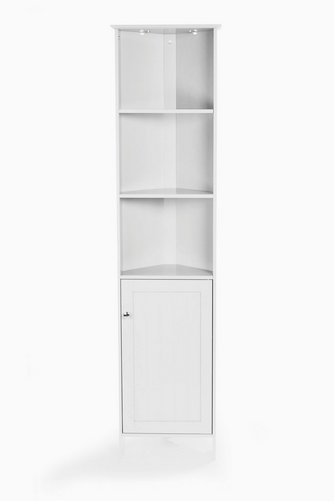 colonial corner storage unit studio. Black Bedroom Furniture Sets. Home Design Ideas