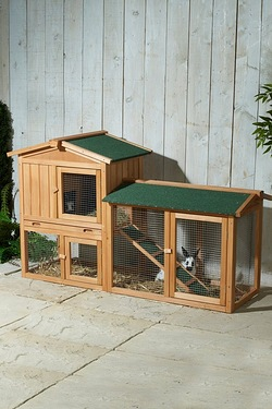Small Animal Hutch House