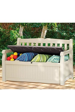 Eden Storage Bench