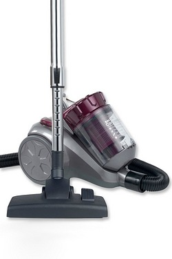 Salter Compact Pet Cylinder Vacuum Cleaner