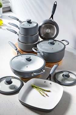7-Piece Professional Cookware Set