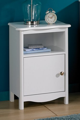 Kensington Kitchen Cabinets: Kensington 1 Door Bedside Cabinet