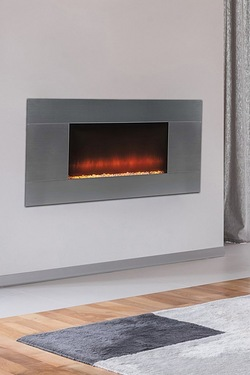 Beldray Pittsburgh Electric Wall Fire
