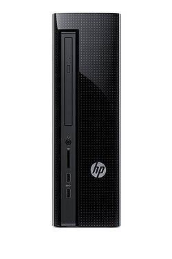 HP Slimline 411 Desktop PC - Without Monitor