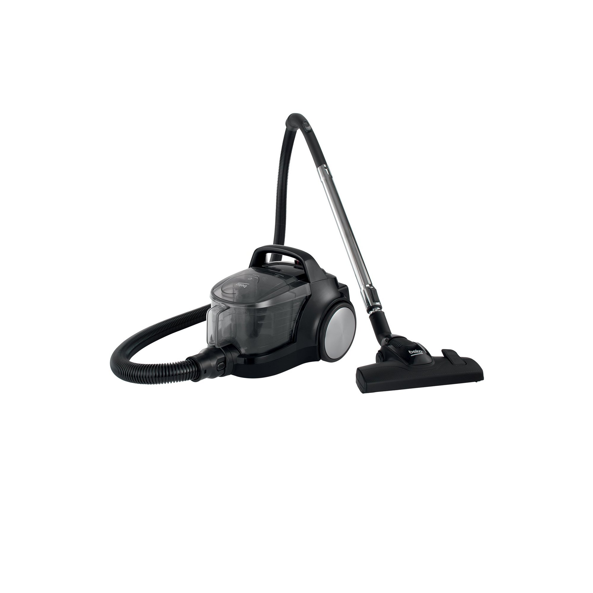 Image of Beko 1.8L Bagless Cylinder Vacuum Cleaner