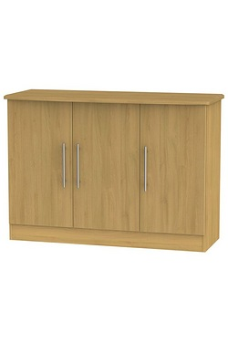 Loxley 3 Door Unit