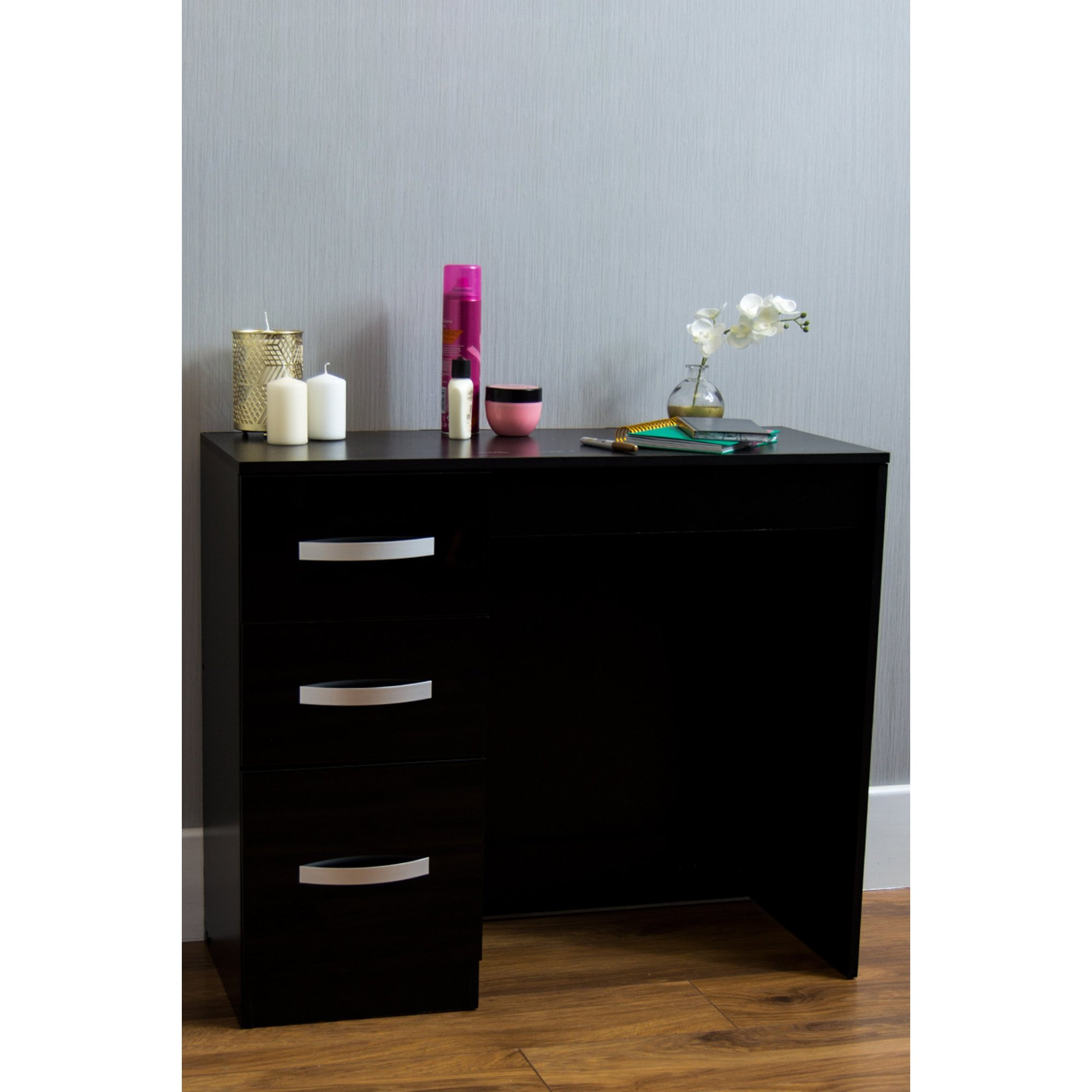 Image of Gloss Front Dressing Table
