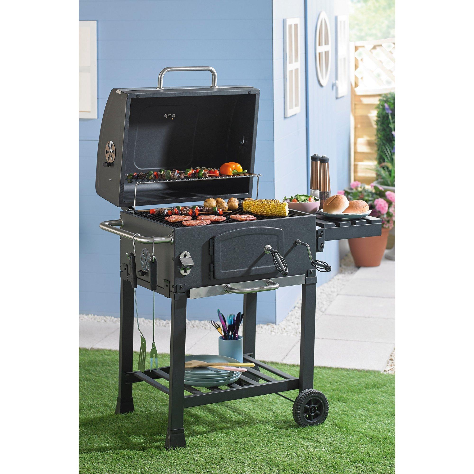 Image of Texas Charcoal BBQ