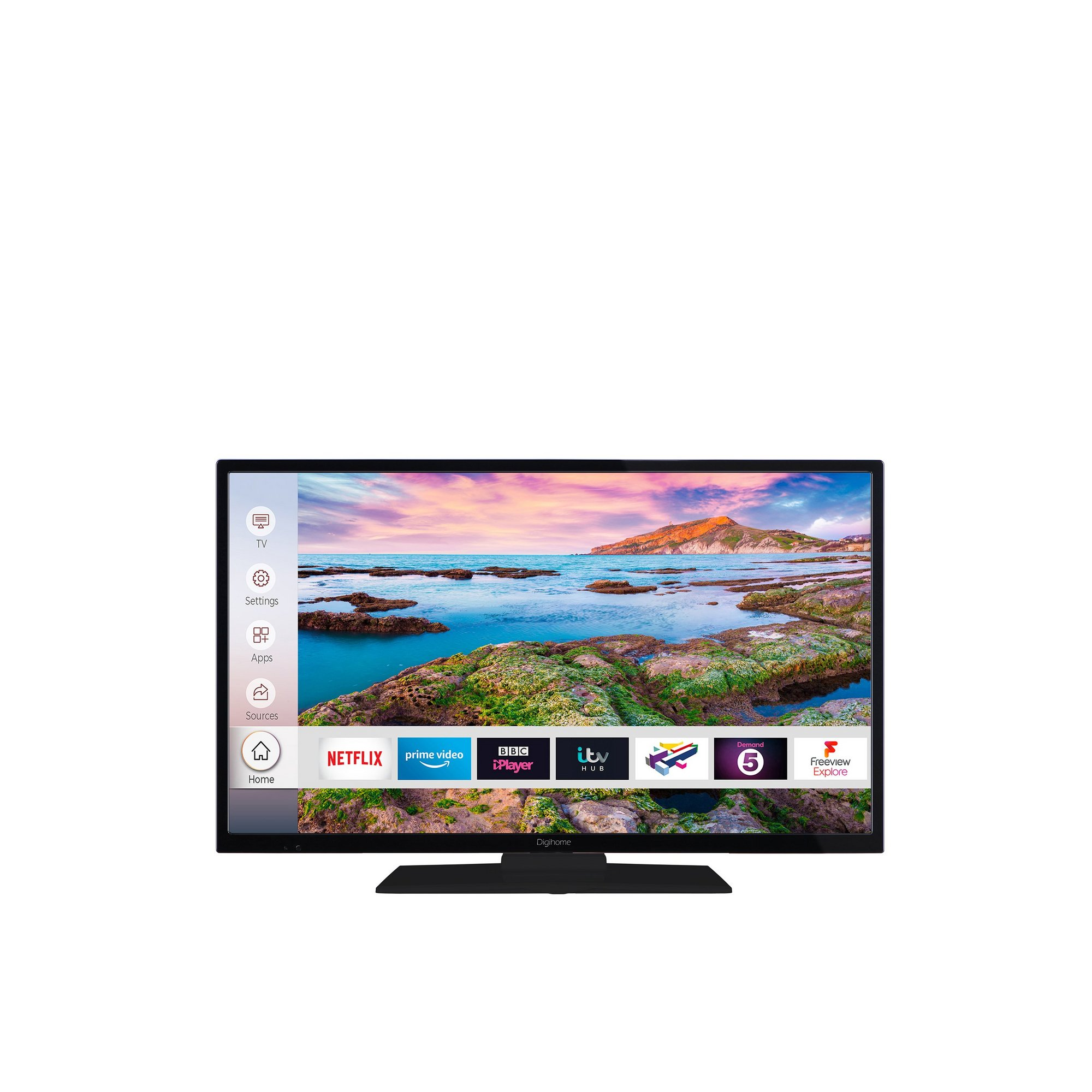 Image of Digihome 32 Inch 32268SM HD Ready Smart TV