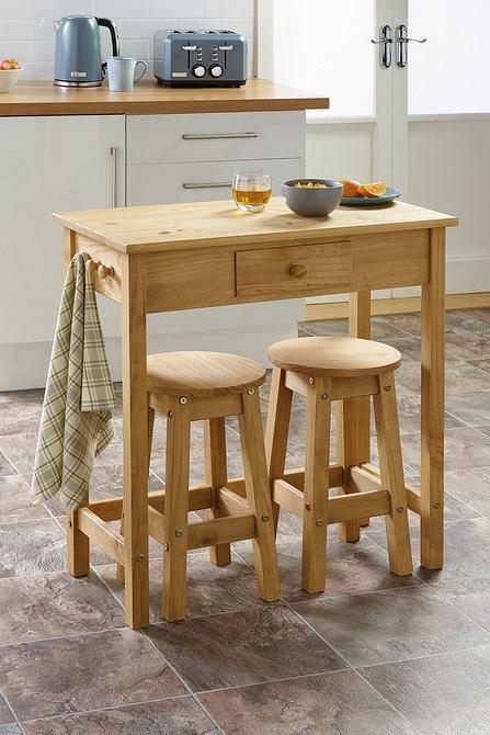 Astonishing Solid Pine Breakfast Bar Set Evergreenethics Interior Chair Design Evergreenethicsorg