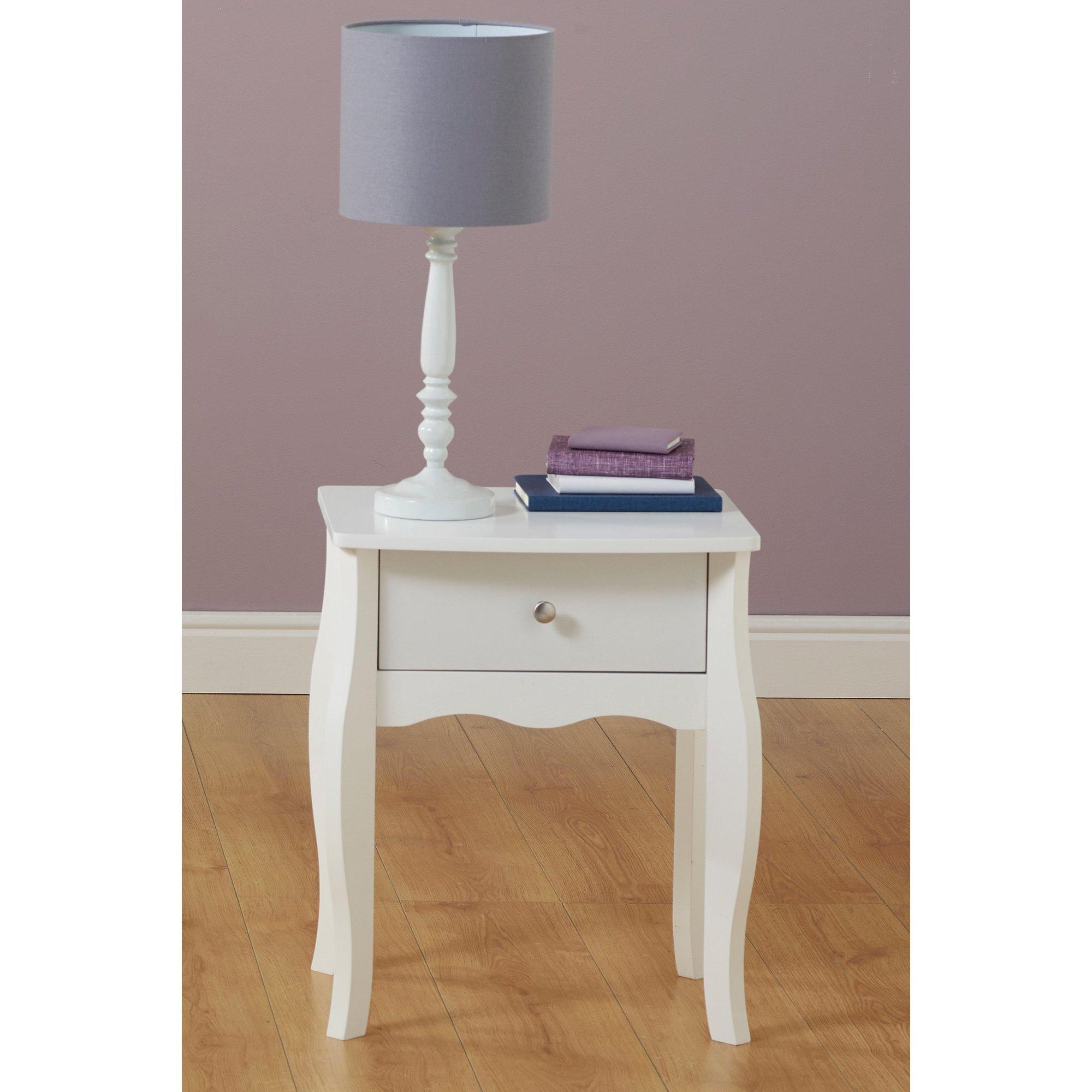 Image of Amelie Bedside Table