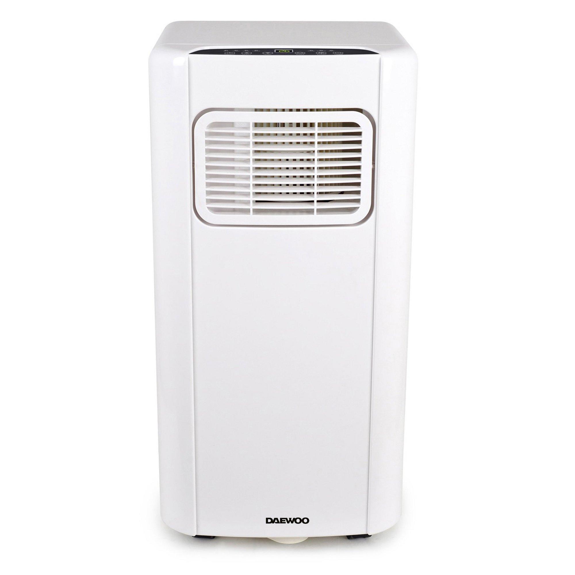 Image of Daewoo 7000 BTU Portable Air Conditioning Unit