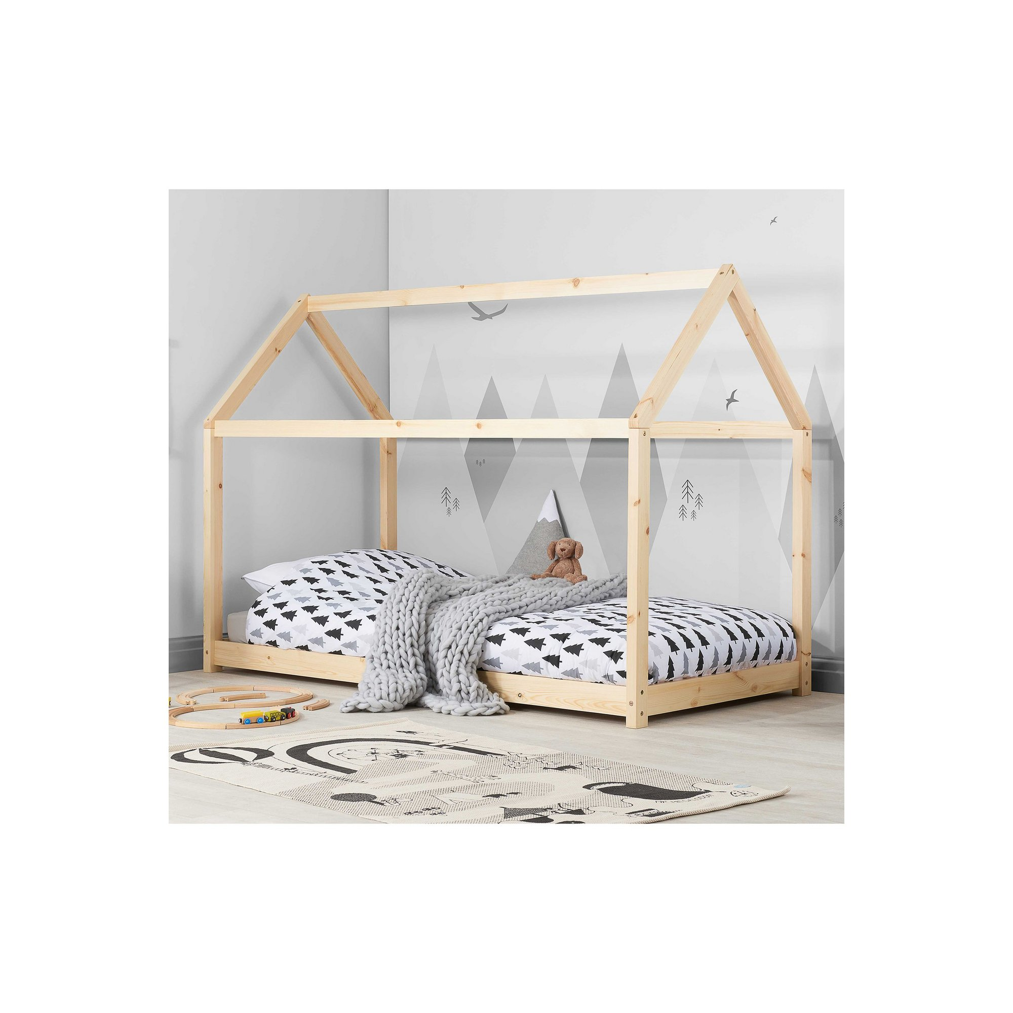 Image of Childrens House Bed