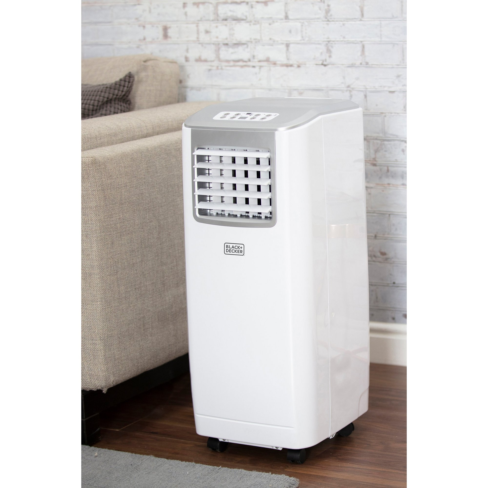 Image of Black and Decker Portable 7000BTU Air Conditioning Unit