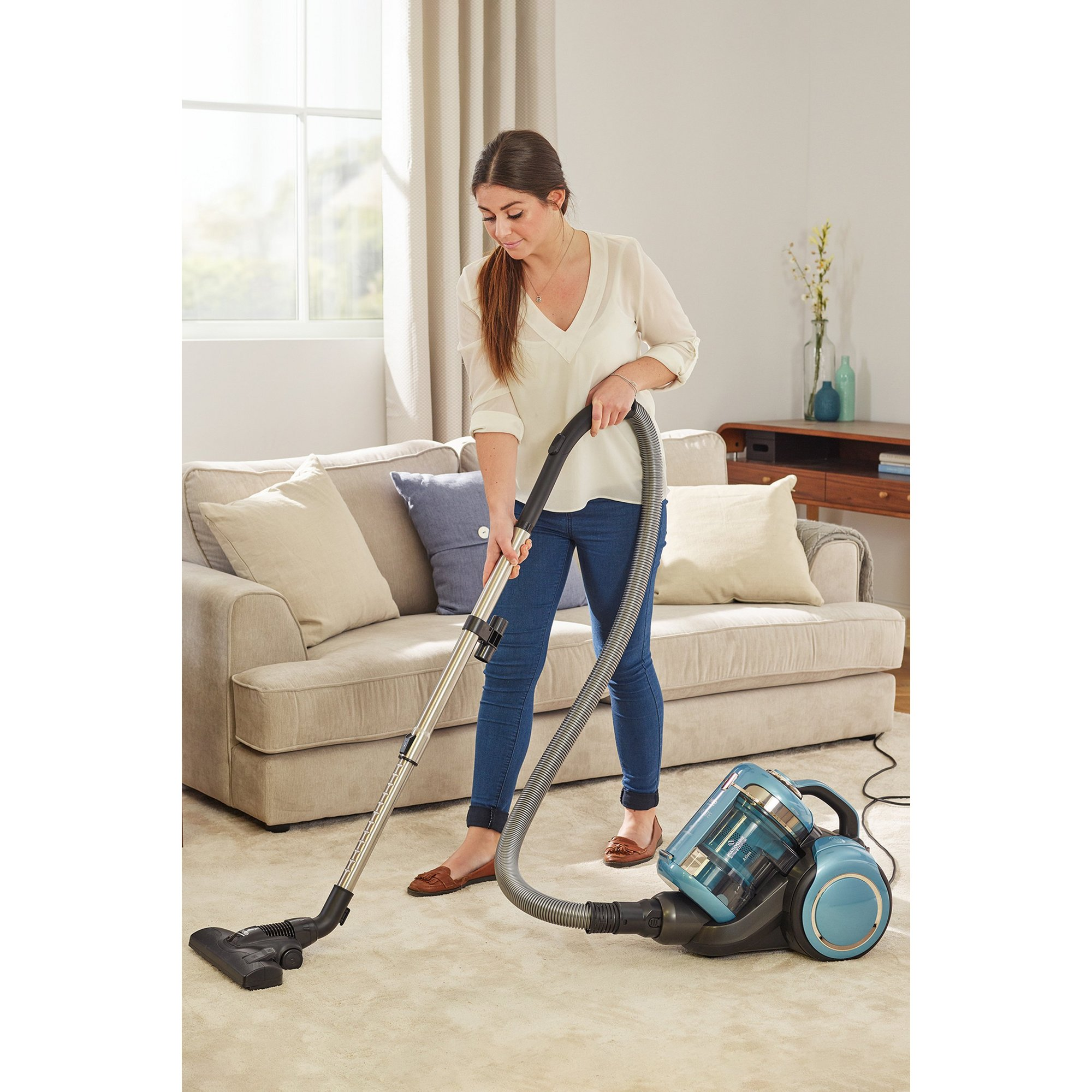 Image of Beko Cylinder Vacuum Cleaner