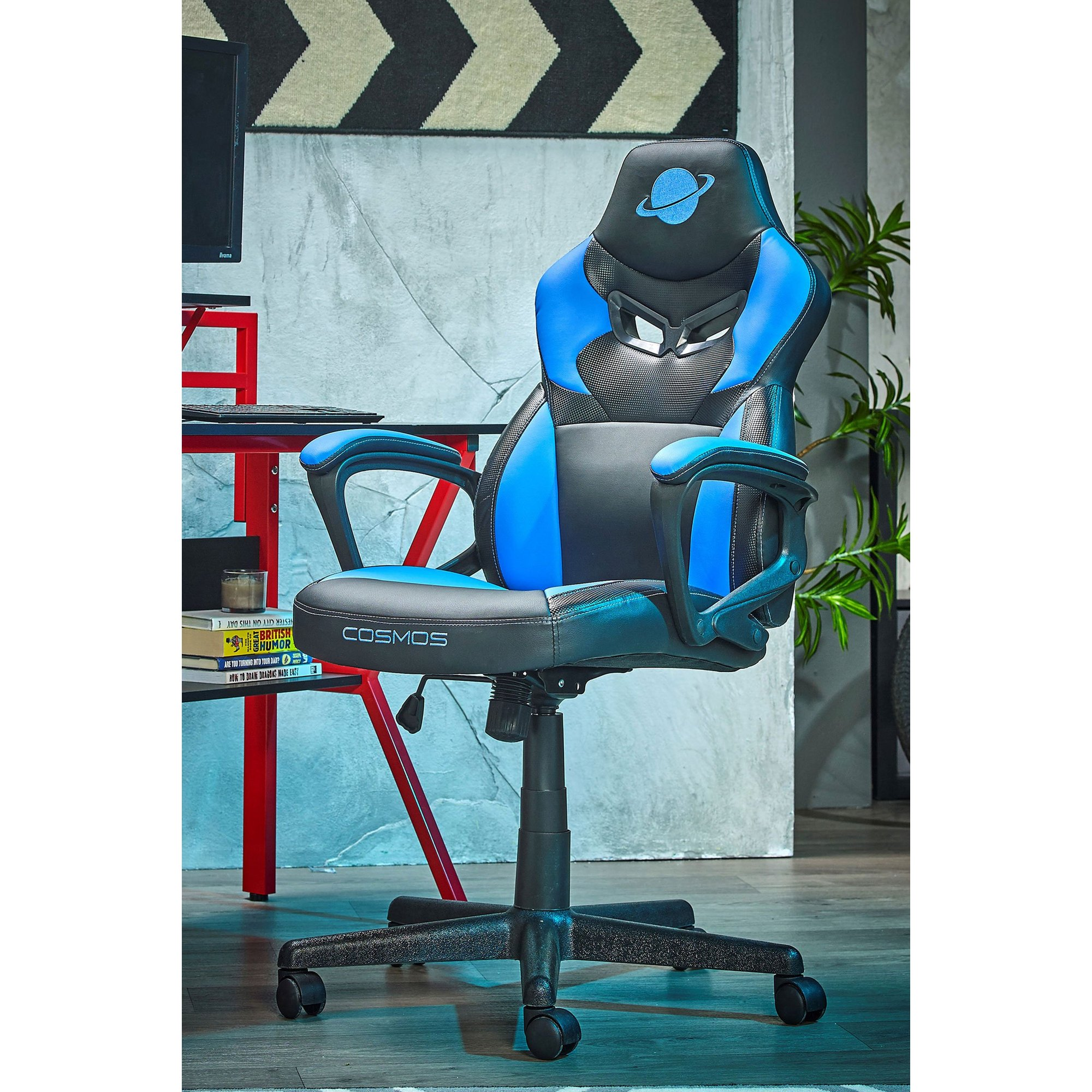 Image of Cosmos Orion Swivel Gaming Chair