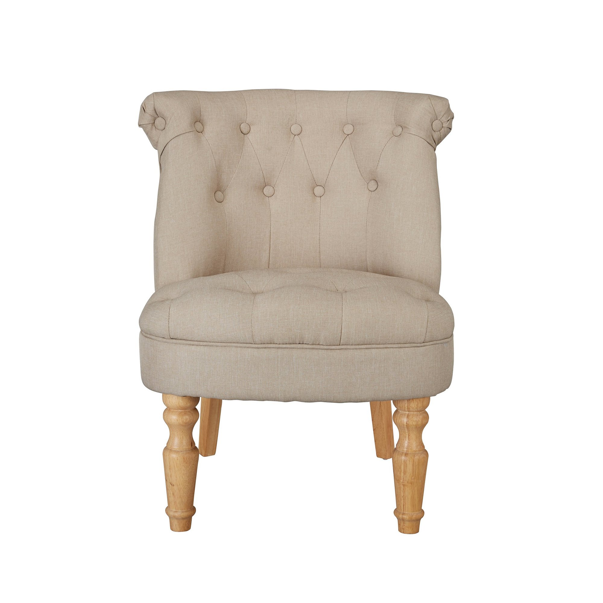 Image of Charlotte Beige Occasional Chair