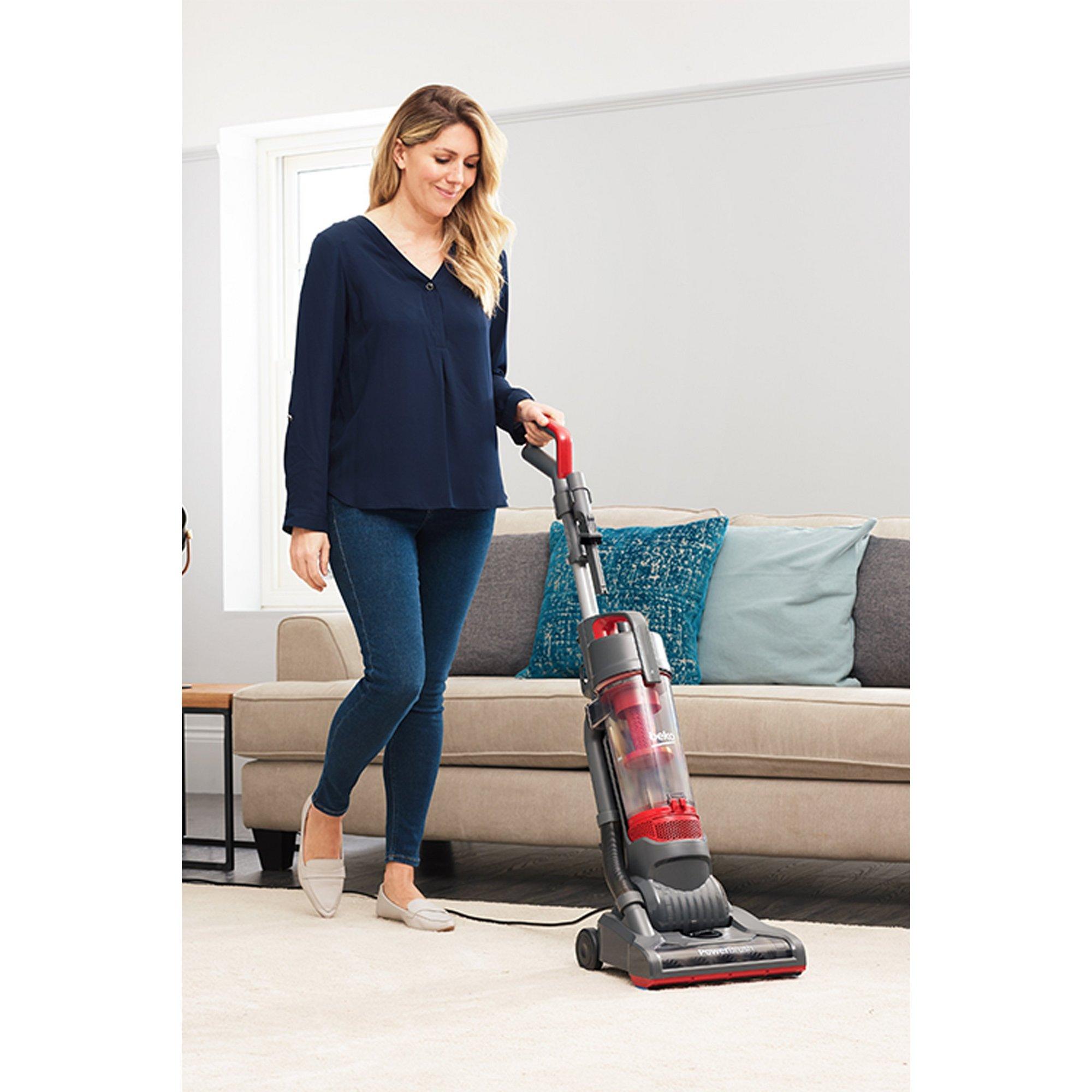 Image of Beko 2.8L Upright Vacuum Cleaner