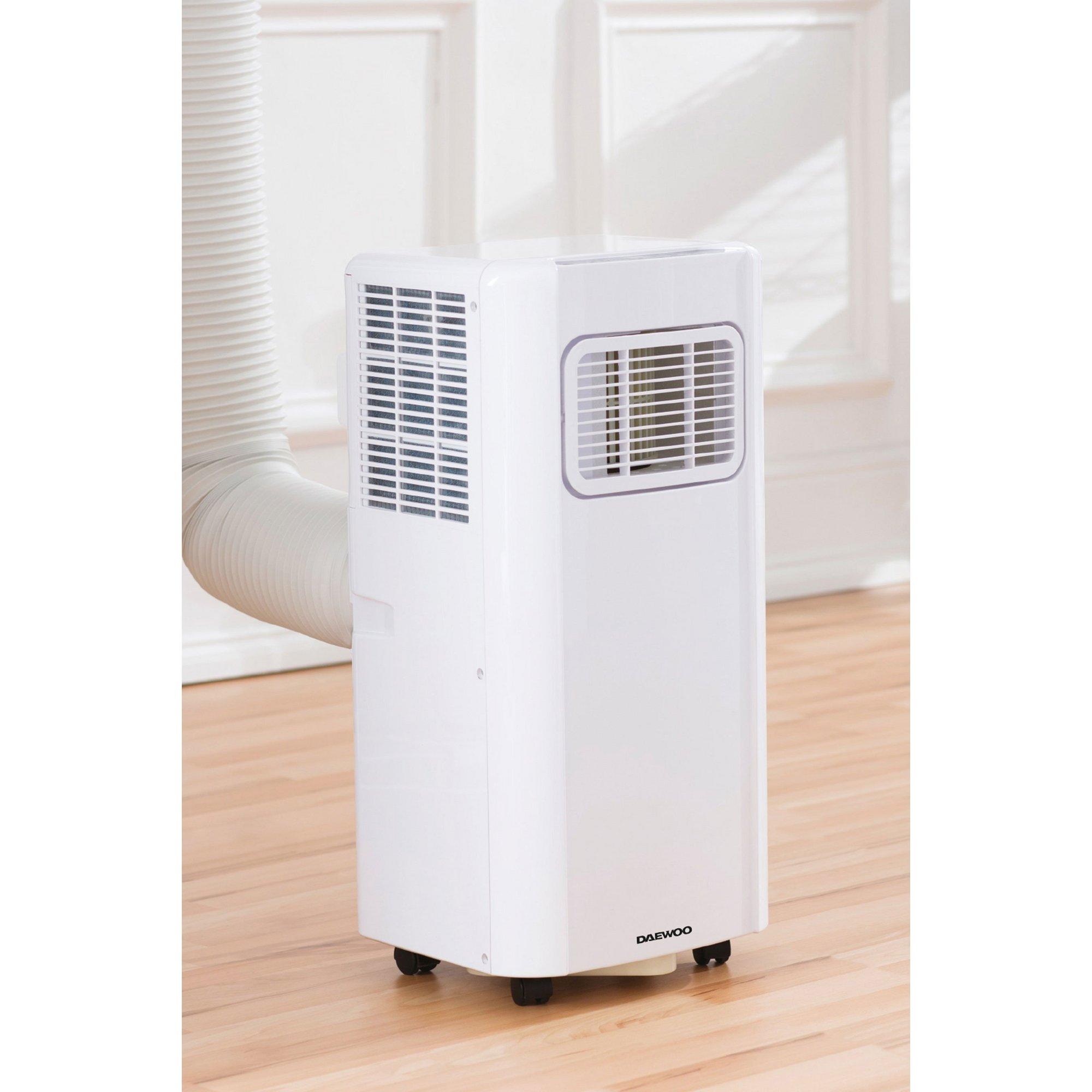 Image of Daewoo 5000 BTU Portable Air Conditioning Unit