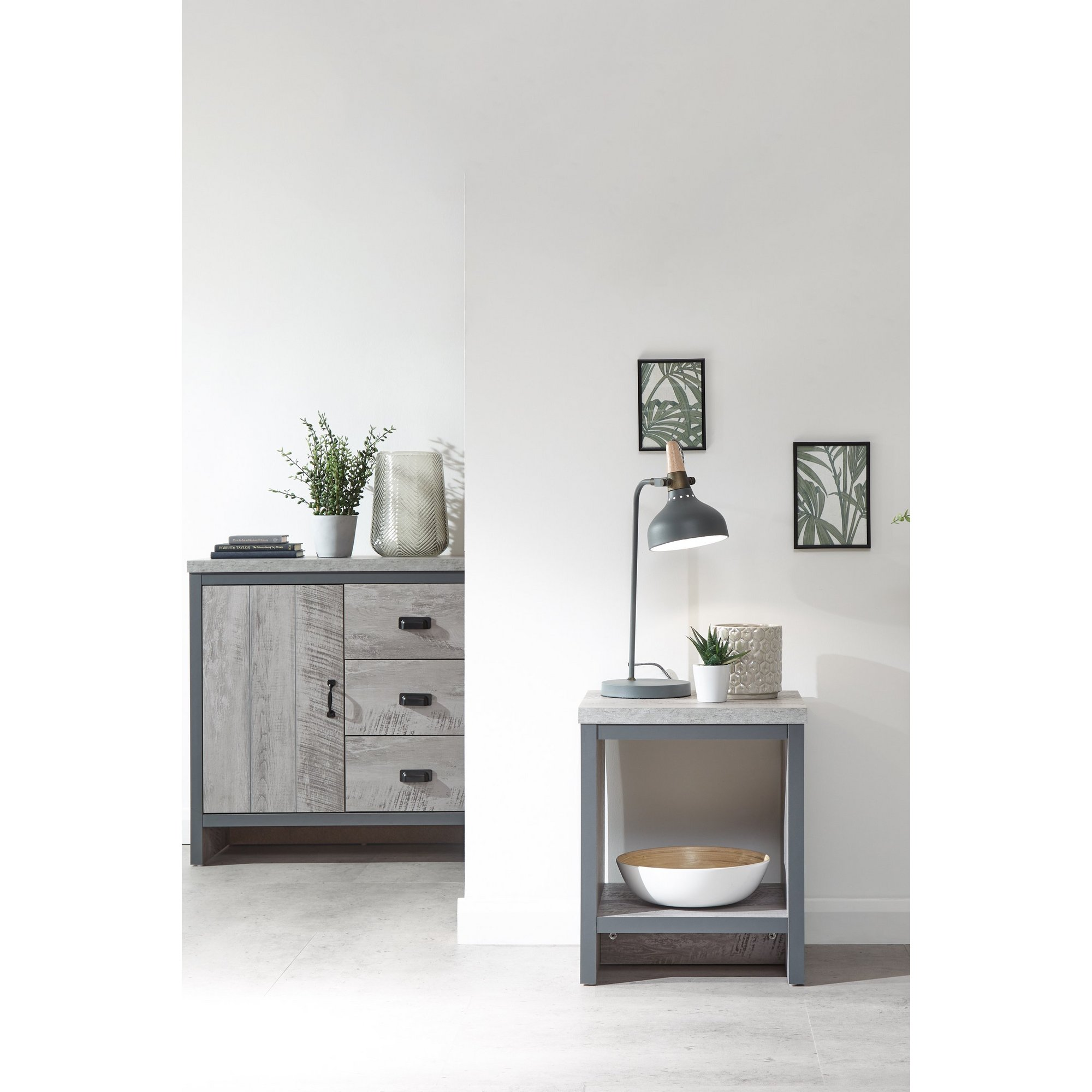 Image of Boston Simple Lamp Table