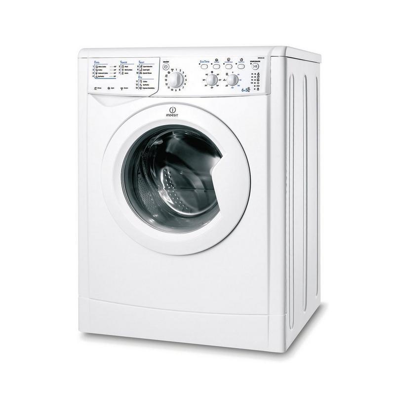 indesit 6kg + 5kg 1200 spin washer dryer
