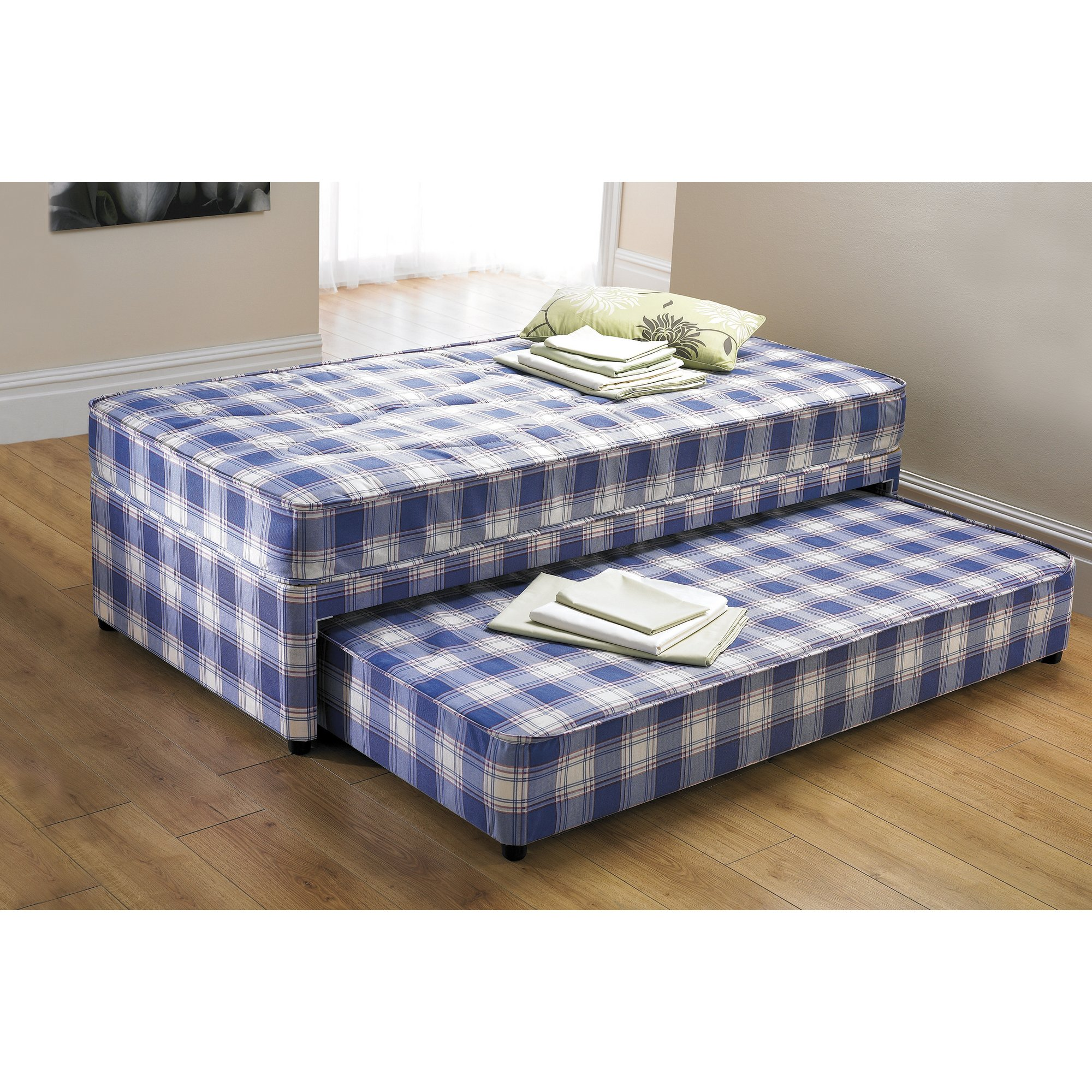 Image of Bed with Trundle Guest Bed