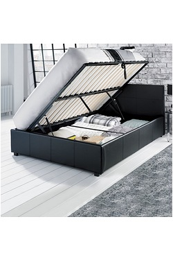 Seattle Side Opening Storage Bed - With Mattress