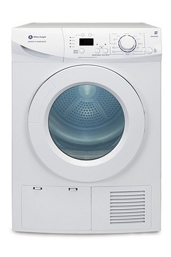 White Knight 8kg Condenser Sensor Tumble Dryer