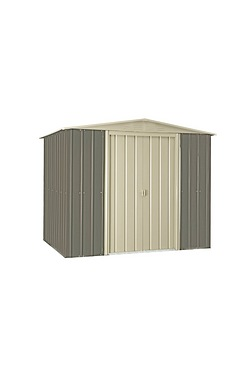Store More Lotus Value Shed - Mist Green