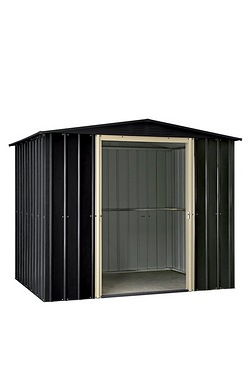 Store More Lotus Value Shed - Slate Grey