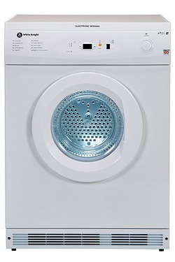White Knight 7kg Vented Sensor Tumble Dryer