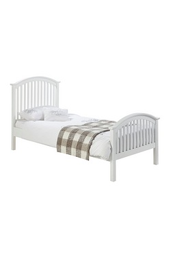 Madrid Standard Bed - With Mattress