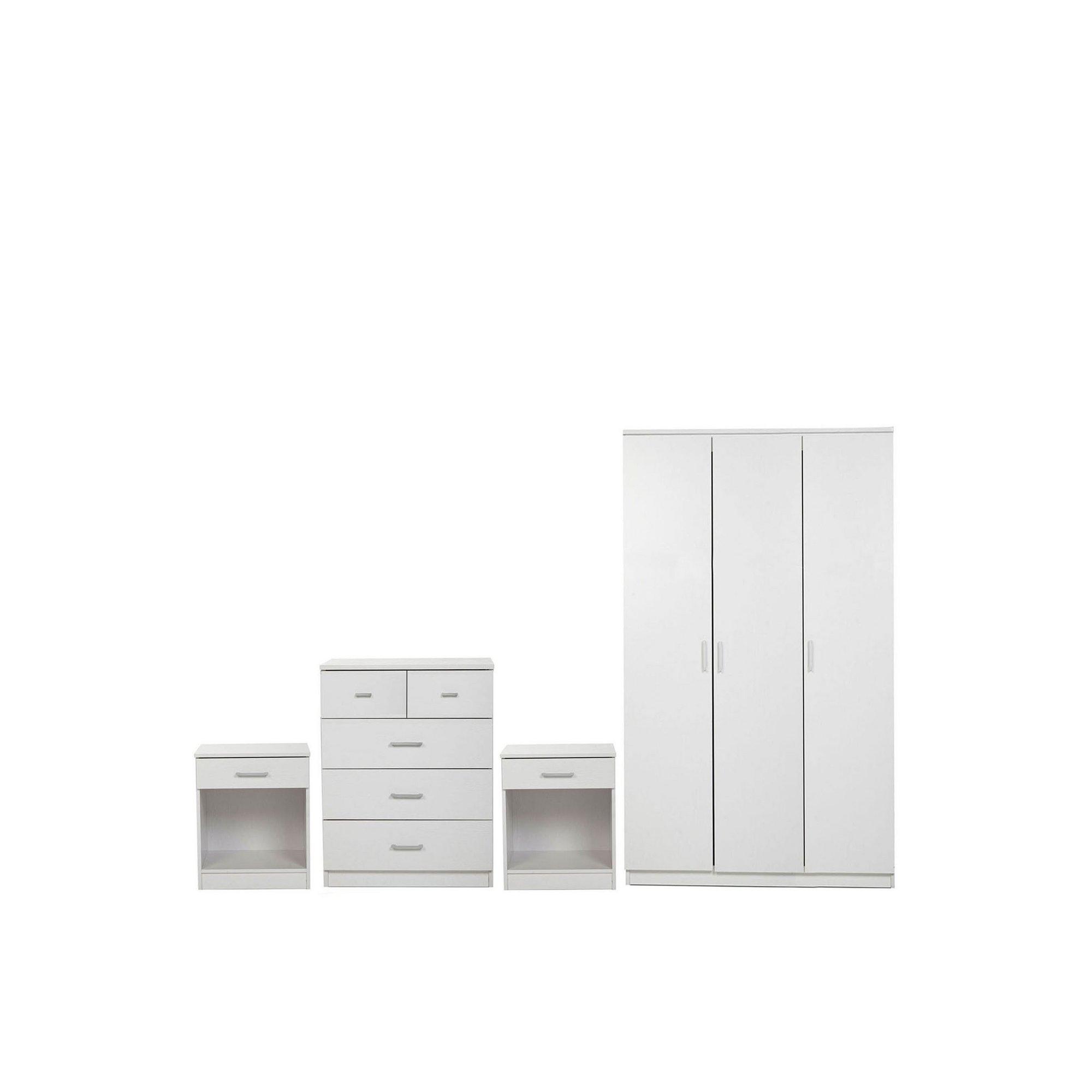 Image of 4-Piece Bedroom Set